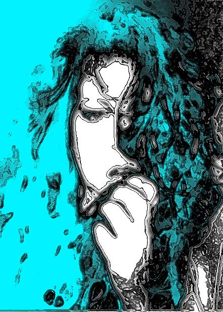 blue cheri