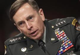 Gen. and CIA Director David Patraeus