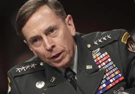 Gen. and CIA Director David Patraeus