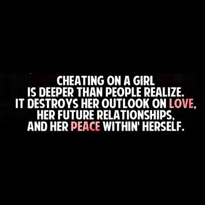 How To Tell If Your Wife Is Lying About Cheating