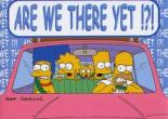 Simpsons Are We There Yet?
