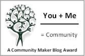 community blogger