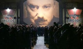 Orwell 1984 Big Brother