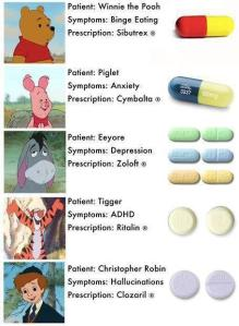 Whinny the Pooh Pills