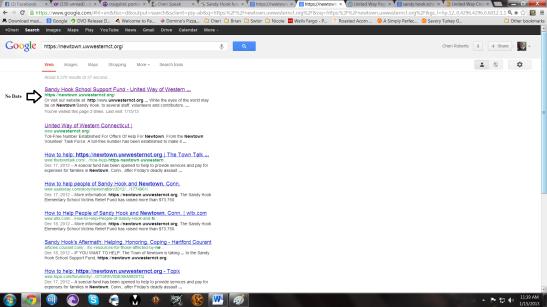 Google Screen Shot Via CheriSpeak