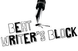 beat writers block