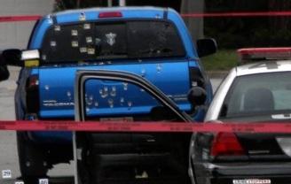 Cops Shoot Wrong Car , Chris Dorner