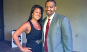 Monica Quan and Keith Lawrence