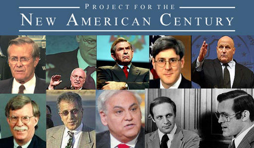project-new-american-century-members-pnac