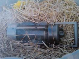 Tomahawk Burnsafe Tear Gas Burner