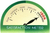 Satisfaction-Meter