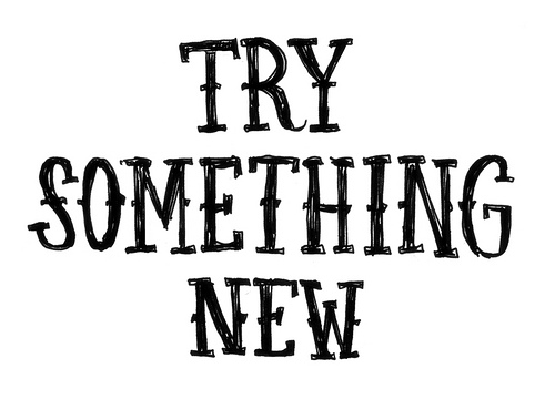 try-something-new