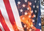 us_flag_burning_nsa_spying