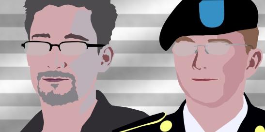 manning-snowden-whistleblowers