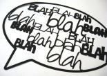 blah-blah-blah