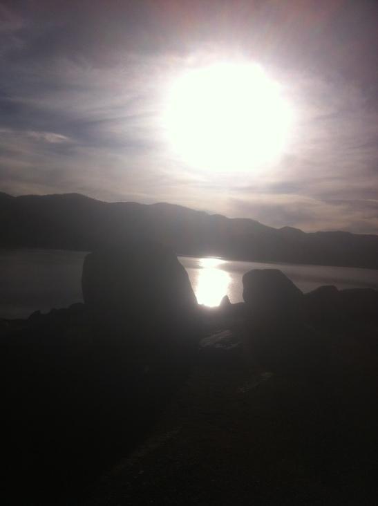 sun-on-silverwood-lake