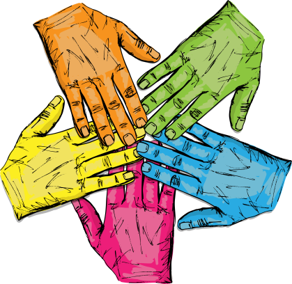 econrecon-economy-diversity-colorful-group-of-hands-challenging-the-rhetoric