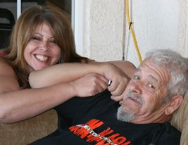 cheri and dad