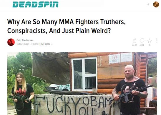 MMA article